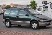 1995 Mercury Villager 3 Dr LS Passenger Van, towing package, exterior