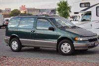 1995 Mercury Villager 3 Dr LS Passenger Van, towing package, exterior