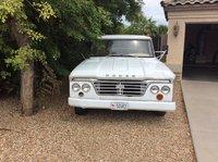 1962 Dodge D-Series Overview