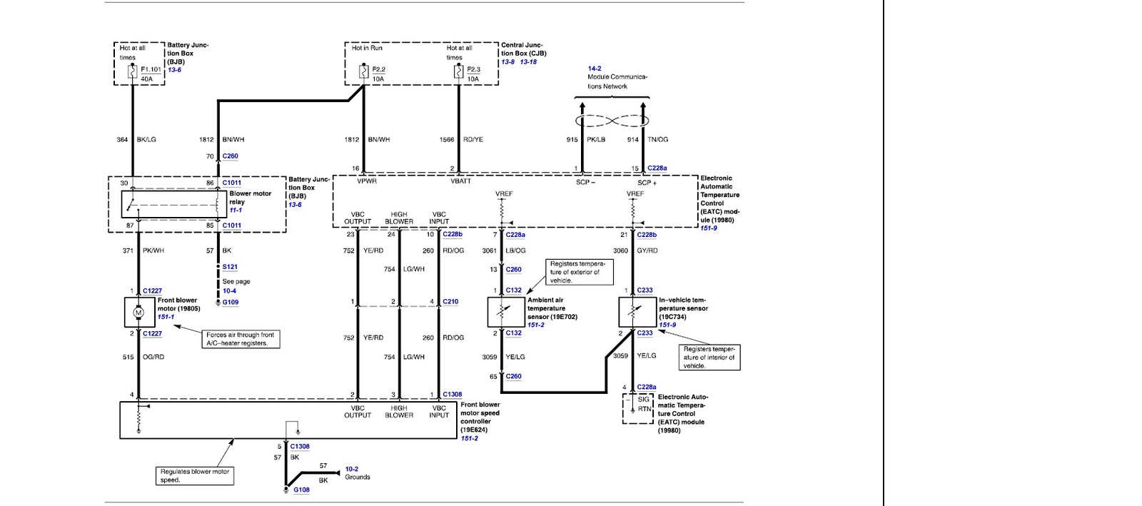 2004 mercury grand marquis wiring diagram wiring diagram 2003 Mercury Grand Marquis Wiring Diagrams
