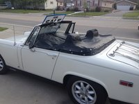 1979 MG Midget Overview