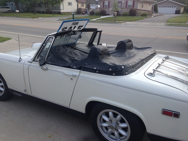 Picture of 1979 MG Midget