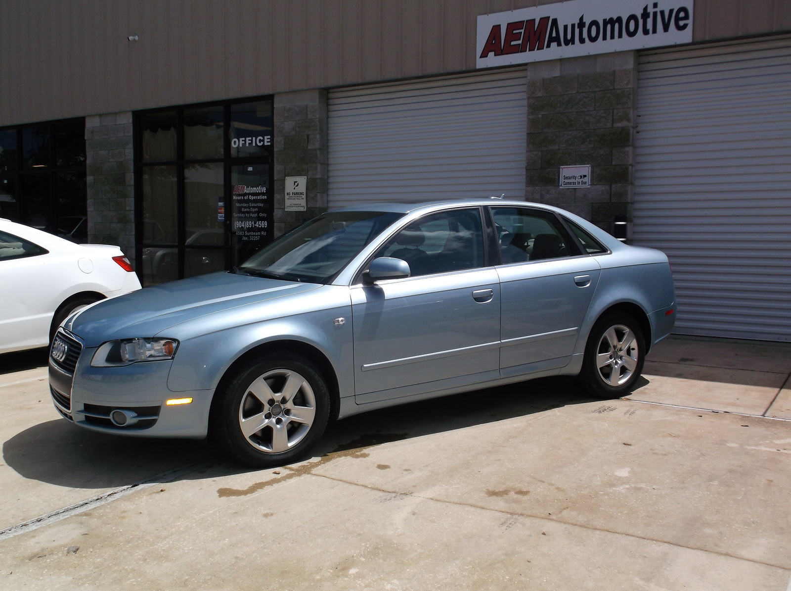 Cars compared to 2006 Audi A4 Avant