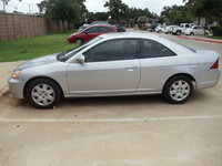 Picture of 2001 Honda Civic Coupe, exterior
