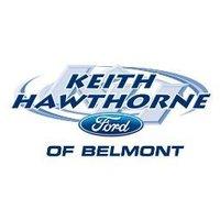 Keith Hawthorne Ford logo