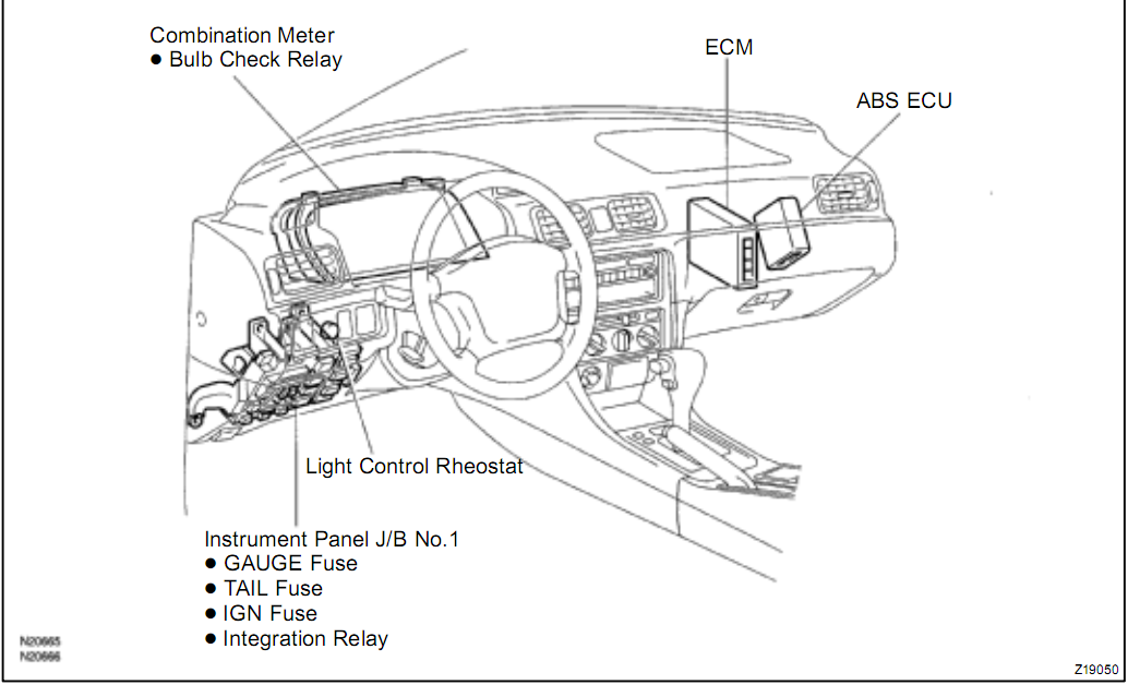 Discussion T17815 ds681545 on subaru wiring harness diagram