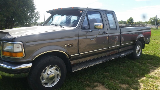 Picture of 1993 Ford F-250 2 Dr XL 4WD Extended Cab LB