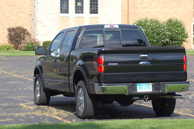2010 F150 Platinum 4x4 With 5 12 Ft Bed Ford F150 .html | Autos Weblog