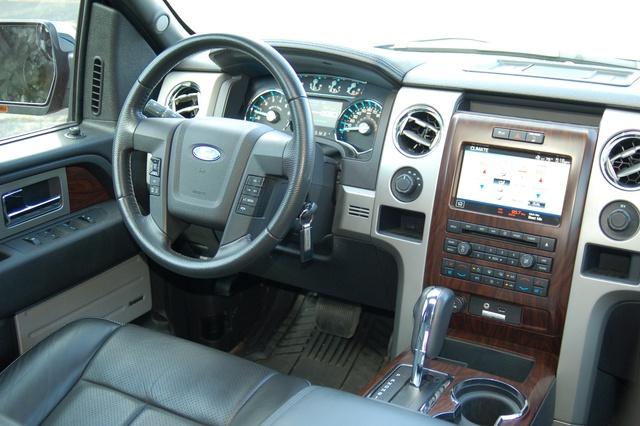 Picture Of 2012 Ford F 150 Lariat Supercrew 4wd Interior