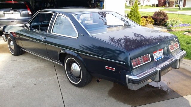Picture of 1975 Pontiac Ventura
