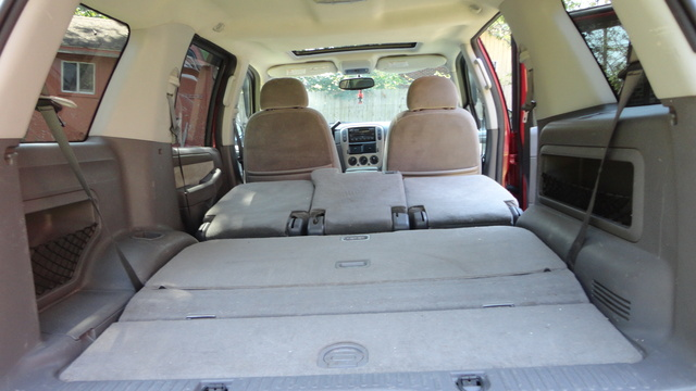 Picture of 2004 Ford Explorer XLT Sport V6 4WD, interior, gallery_worthy