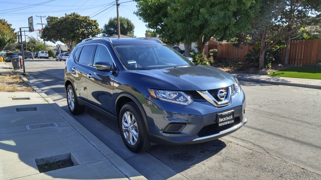 2015 nissan rogue pictures cargurus. Black Bedroom Furniture Sets. Home Design Ideas