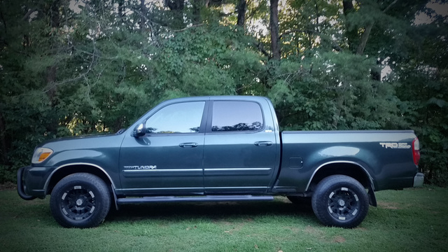 2006 Toyota Tundra Limited 4dr Double Cab 4wd Sb Cars Autos Post