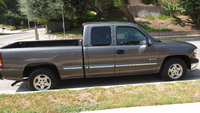 Picture of 2002 Chevrolet Silverado 1500 LT Ext Cab Short Bed 2WD, exterior, gallery_worthy
