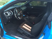 Picture of 2013 Ford Shelby GT500 Coupe, interior, gallery_worthy
