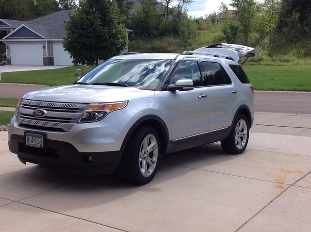 picture of 2013 ford explorer limited 4wd exterior. Cars Review. Best American Auto & Cars Review