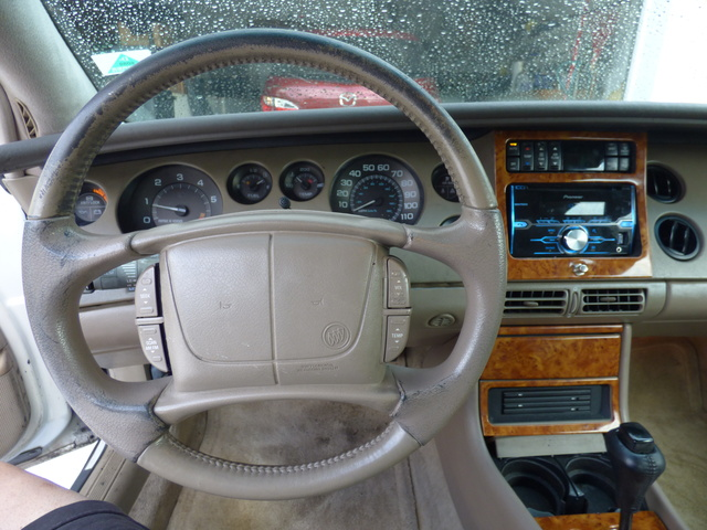 Buick Riviera Supercharged Coupe Pic X on 1985 Buick Park Avenue