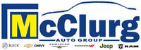 McClurg Chrysler Dodge Jeep logo