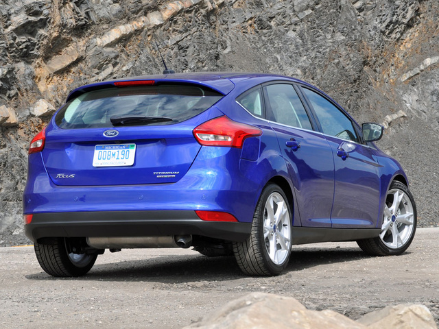 2015 Ford Focus Test Drive Review Cargurus