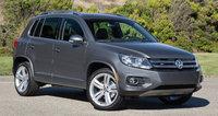 2016 Volkswagen Tiguan Picture Gallery