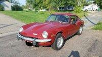 1970 Triumph GT6 Overview