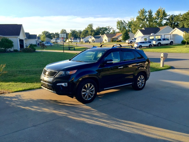 Picture of 2012 Kia Sorento SX, exterior, gallery_worthy