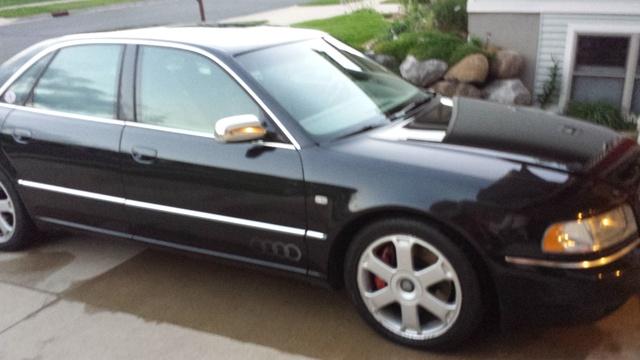 Picture of 2002 Audi S8 4 Dr quattro AWD Sedan