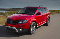 2016 Dodge Journey, Front-quarter view., exterior, manufacturer