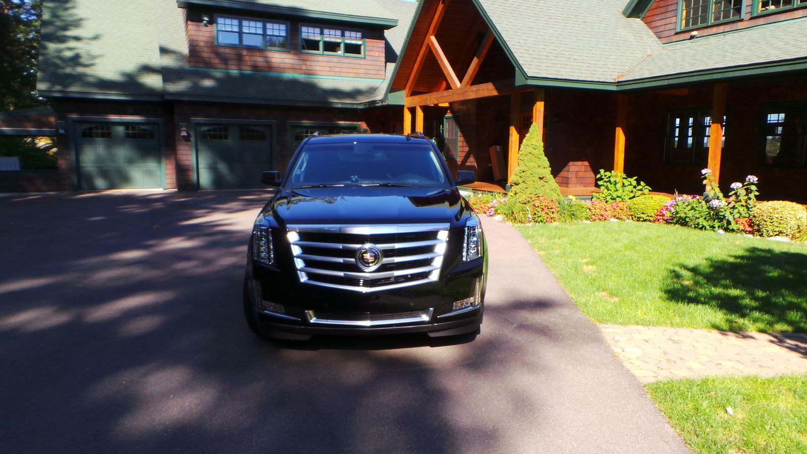 Picture of 2015 Cadillac Escalade ESV Premium