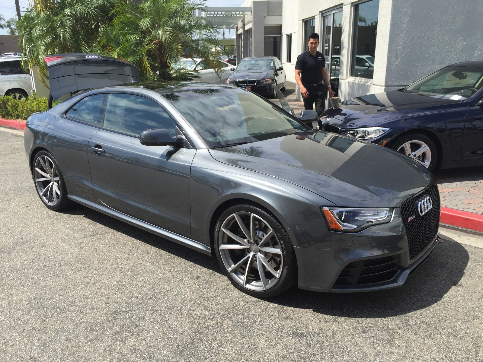 Picture of 2015 Audi RS 5 Coupe
