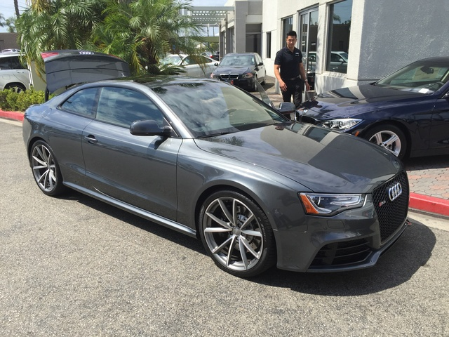 2015 audi rs 5 review cargurus. Black Bedroom Furniture Sets. Home Design Ideas