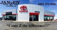 Janzen Toyota logo