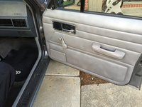 Picture of 1992 Jeep Comanche 2 Dr Pioneer 4WD Standard Cab SB, interior, gallery_worthy