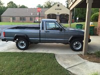 Picture of 1992 Jeep Comanche 2 Dr Pioneer 4WD Standard Cab SB, exterior