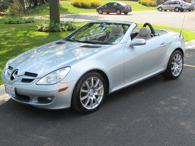 2006 mercedes benz slk class pictures cargurus. Black Bedroom Furniture Sets. Home Design Ideas