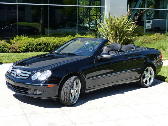 2006 mercedes benz clk class pictures cargurus for Mercedes benz 350 convertible