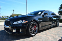 2016 Jaguar XJR, Front-quarter view. Photo of 2015 model shown., exterior, gallery_worthy