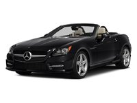 2016 Mercedes-Benz SLK-Class, Front-quarter view., exterior, gallery_worthy