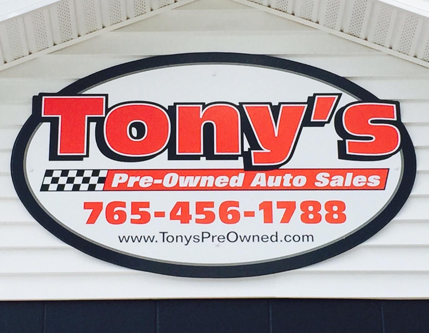 Tony S Preowned Auto Sales Kokomo In Read Consumer