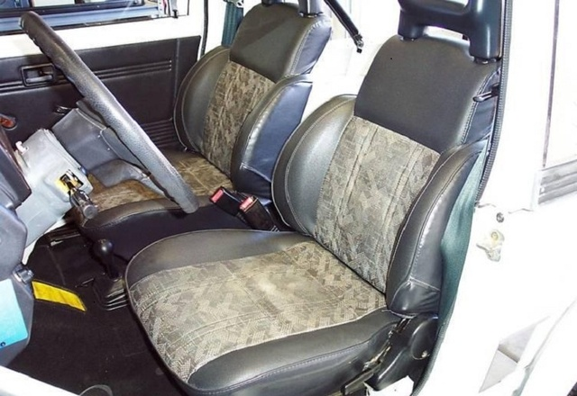 Picture of 1994 Suzuki Samurai 2 Dr JL 4WD Convertible, interior