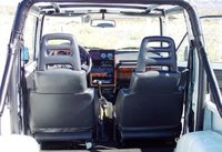 Picture of 1994 Suzuki Samurai 2 Dr JL 4WD Convertible, interior, gallery_worthy