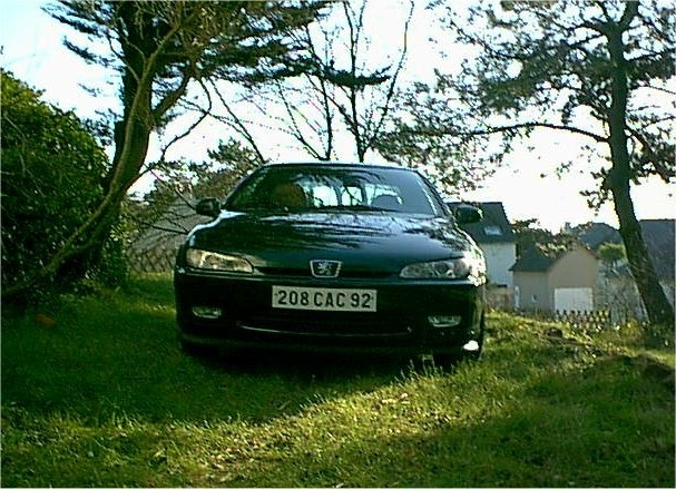 Picture of 1999 Peugeot 406