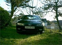 1999 Peugeot 406 Overview