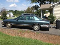 Picture of 1993 Buick Park Avenue 4 Dr STD Sedan, exterior