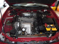 Picture of 1996 Toyota Celica GT 25th Anniversary Convertible, engine