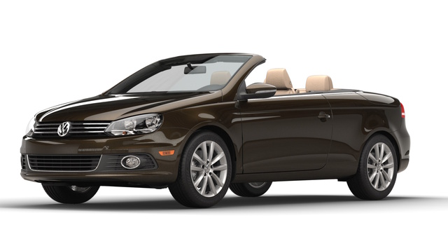 2016 Volkswagen Eos, Front-quarter view., exterior, manufacturer, gallery_worthy