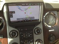 Picture of 2014 Ford F-250 Super Duty Lariat SuperCab LB, interior, gallery_worthy