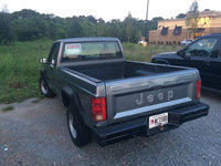 Picture of 1992 Jeep Comanche 2 Dr Pioneer 4WD Standard Cab SB, exterior, gallery_worthy