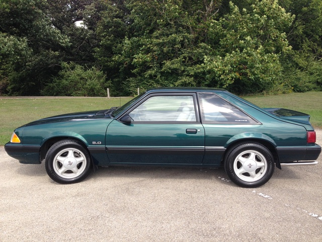 1991 Ford Mustang Pictures Cargurus