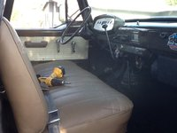 Picture of 1964 Dodge Power Wagon, interior